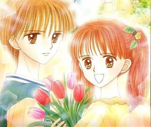 Sana and Akito