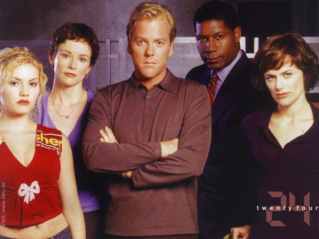 24 season 1 episode 2 cast