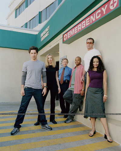 Season 1 Cast Shot