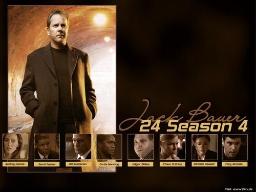Season 4 Cast