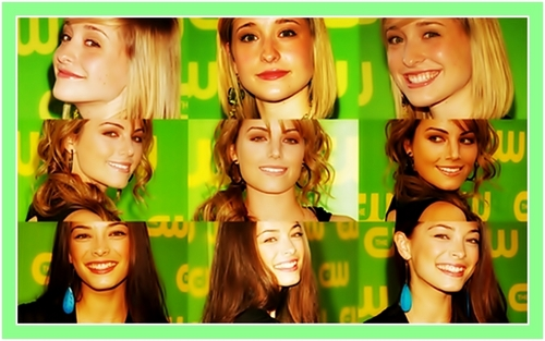 Smallville Cast Girls