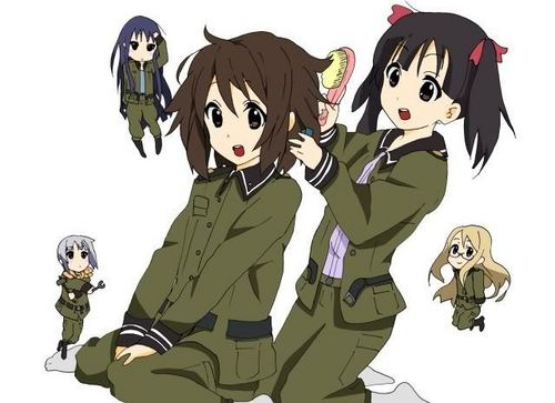 So-Ra-No-Wo-To X K-On!