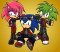 Sonic Underground-Not as sucky