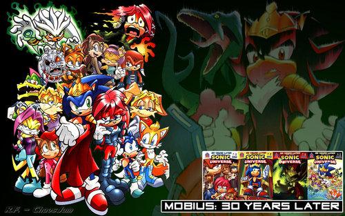 Sonic Universe - Mobius 30YL