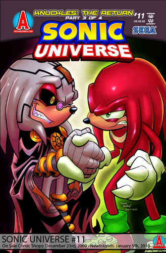 Sonic Universe issue #11