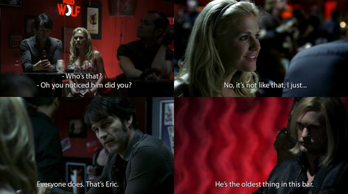 Sookie and Eric - 1x04