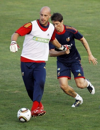 Spain NT Training