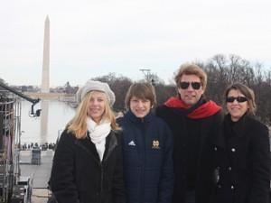 Steph, Jesse, Jon and Dorothea