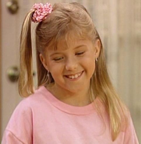 Full House wallpaper with a portrait called Stephanie Tanner