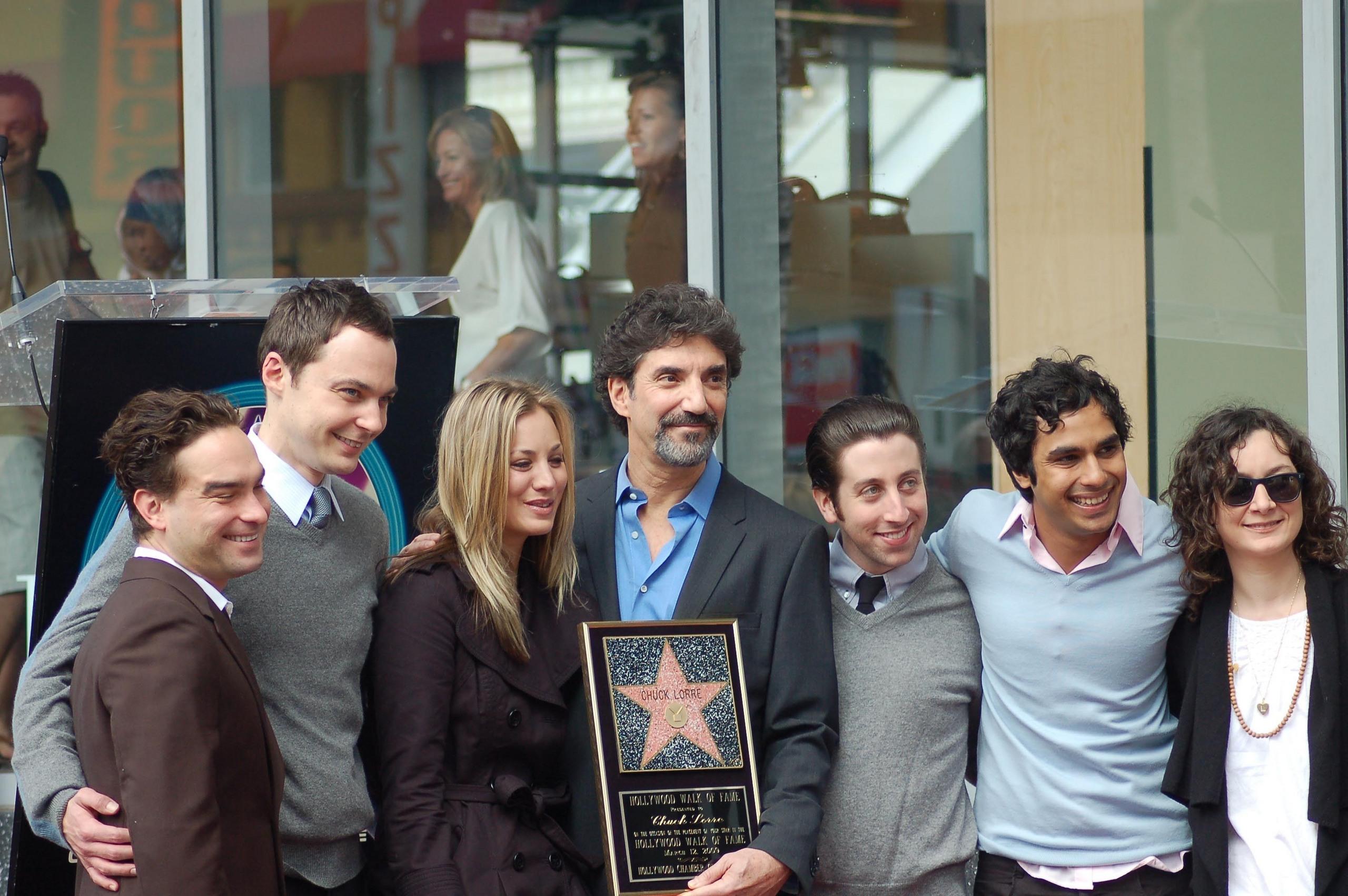 Image search: The Big Bang Theory
