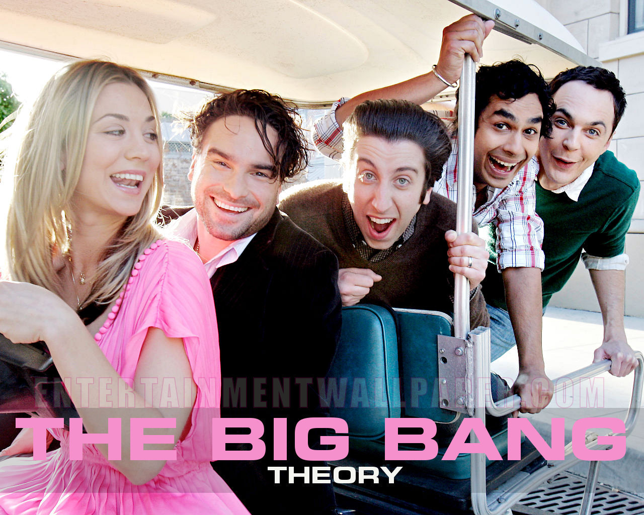 The Big Bang Theory TBBT wallpaper