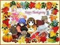 Thanksgiving Anime - holiday-anime photo