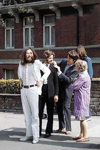 The Beatles - Abby Road