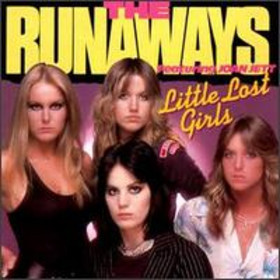 the runaways wallpaper with anime titled The Runaways-Little lost Girls