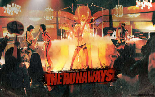 The Runaways Обои