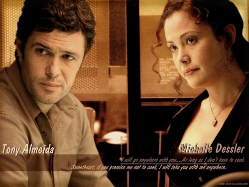Tony & Michelle