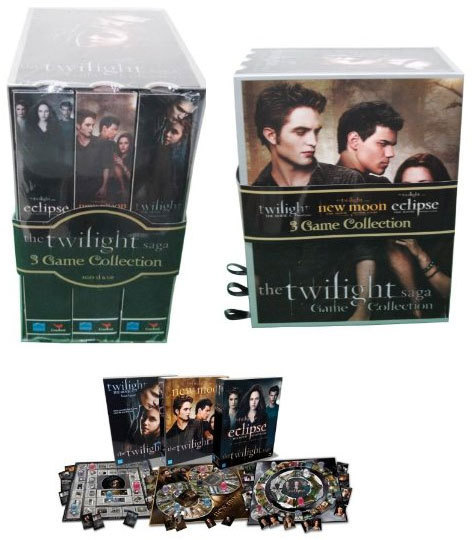 Twilight board game collection