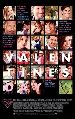 Valentine's دن Movie Poster 2