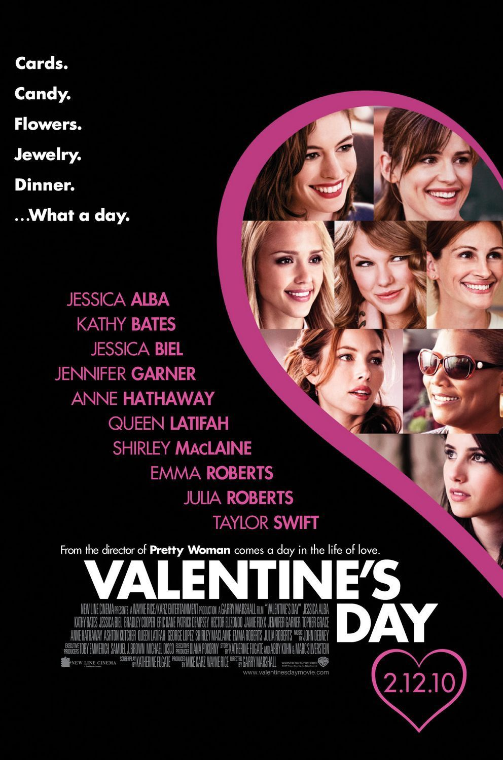 Emma Roberts Images Valentine S Day Movie Poster 3 Hd Wallpaper And