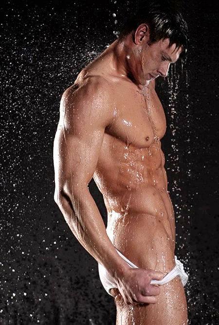 Wet Jensen - the-winchesters Wet