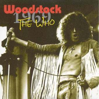 Woodstock-The Who