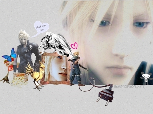 cloud strife rules
