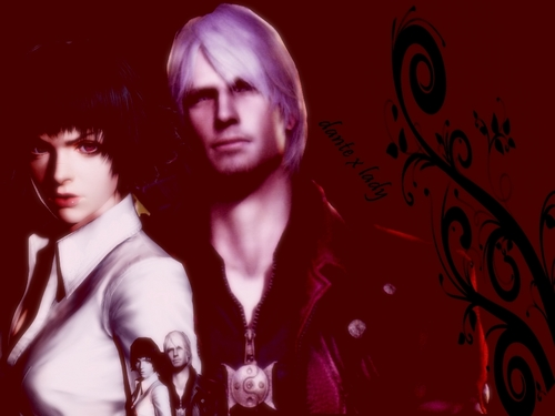 dante and lady