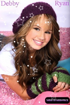 Debby Ryan wallpaper probably with a portrait entitled debby (fanart)
