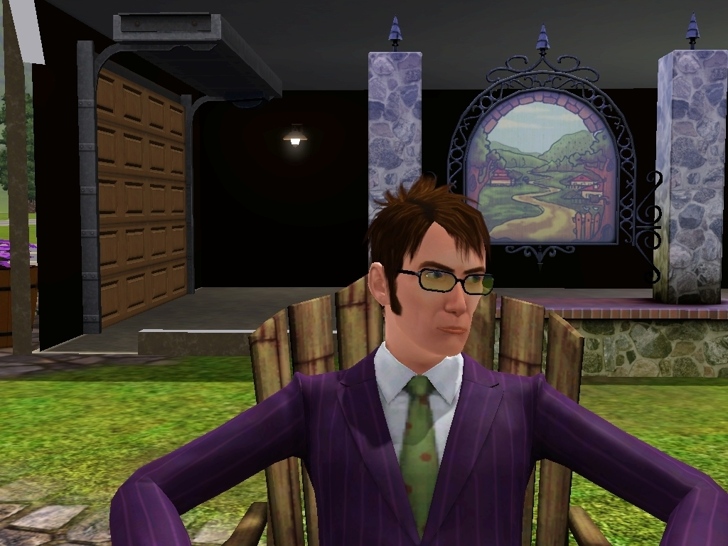 doctor who on the sims