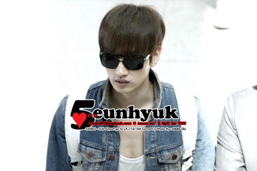 eunhyuk @ Incheon