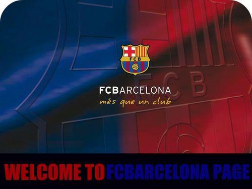 fcbarcelona page