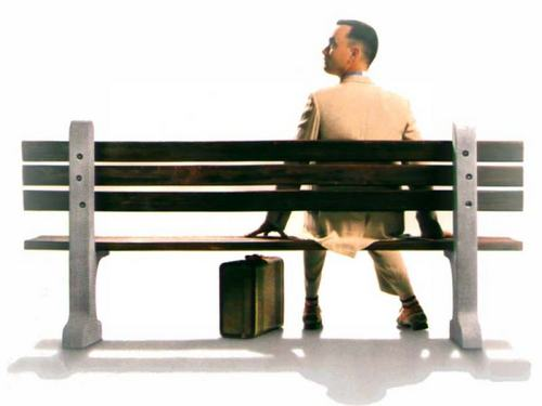 forest gump the movie