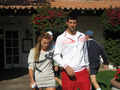 his girl - novak-djokovic wallpaper