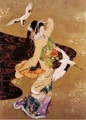 japanese art  - beauty photo