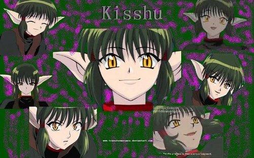 kisshu দেওয়ালপত্র