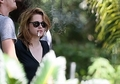 kristen stewart  OTR new orleans earlier today - kristen-stewart photo