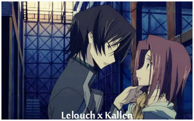 lelouch and kallen