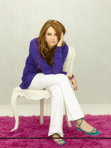 miley Stewart - Hannah Montana Forever promoshoot!!!