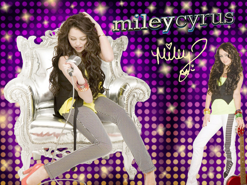 miley cyrus breakout pic によって pearl as a part of 100 days of hannah