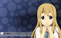 mugi - k-on wallpaper
