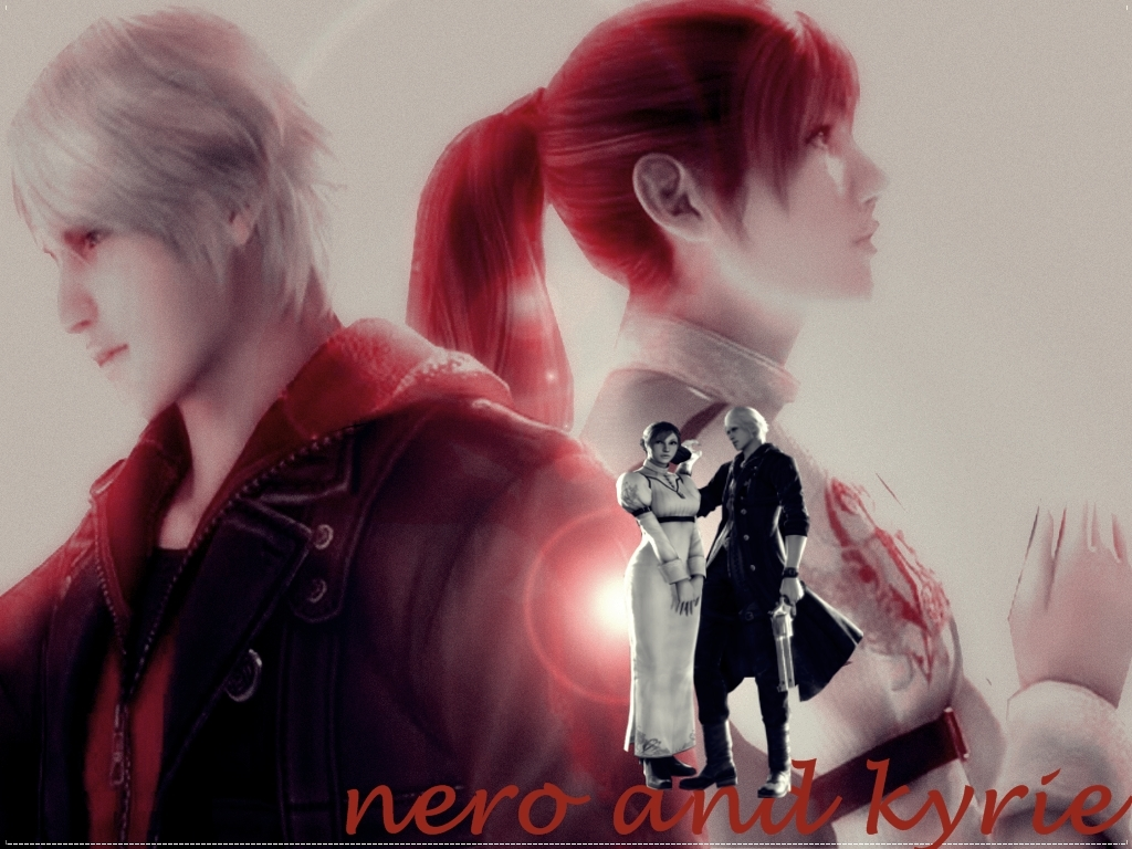 Nero And Kyrie Devil May Cry 4 Wallpaper 15221171