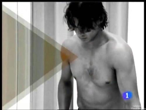 rafa body.......