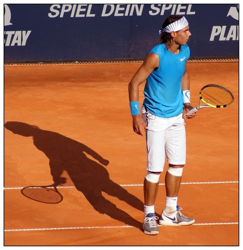 rafa the best young टेनिस player ~ Vamos Rafa