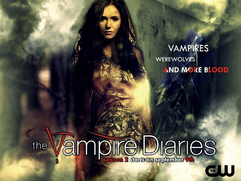 wallpapers vampire diaries. Vampire Diaries Wallpaper