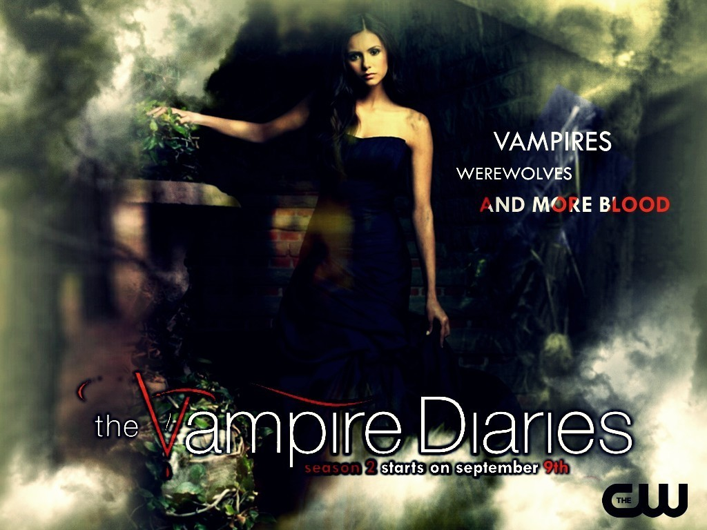 season 2 promo wallpaper - the-vampire-diaries wallpaper