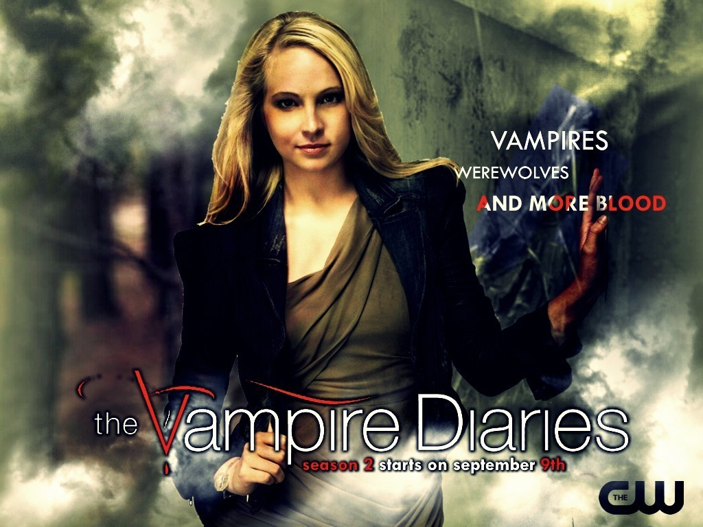 season 2 wallpaper - the-vampire-diaries wallpaper