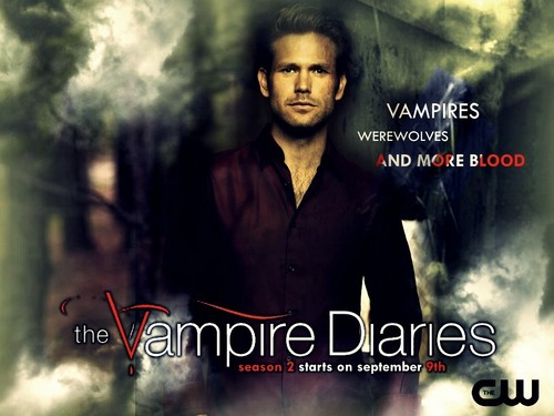 The Vampire Diaries wallpaper called season 2 wallpaper