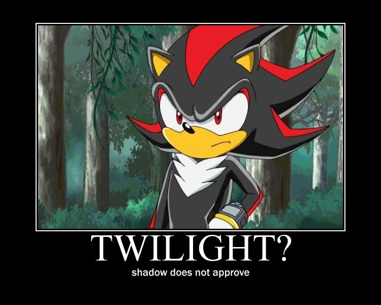 shadow does not approve
