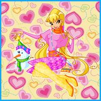 Фанаты винкс и аниме, расскажите о своей любви и игра поцелуи!