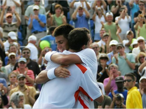 stepanek and djokovic